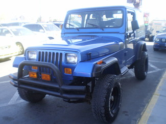 1995 Jeep Wrangler SE Englewood, Colorado 3