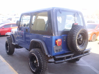 1995 Jeep Wrangler SE Englewood, Colorado 4