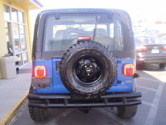 1995 Jeep Wrangler SE Englewood, Colorado 5