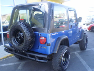 1995 Jeep Wrangler SE Englewood, Colorado 6