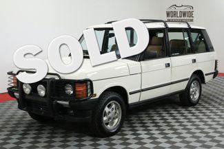 1995 Land Rover RANGE ROVER in Denver CO