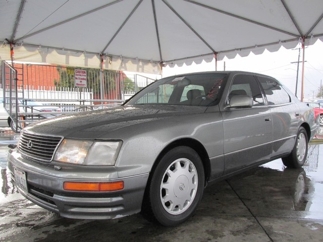 1995 Lexus LS 400 This particular Vehicles true mileage is unknown TMU Please call or e-mail to