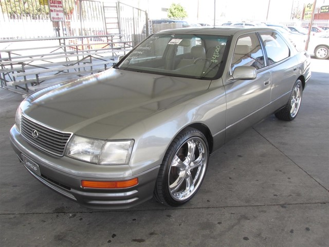 1995 Lexus LS 400 Please call or e-mail to check availability All of our vehicles are available