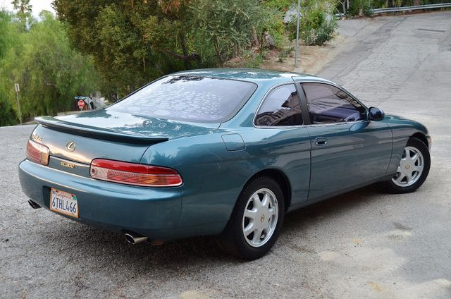 1995 Lexus SC 300 Reseda, CA 15