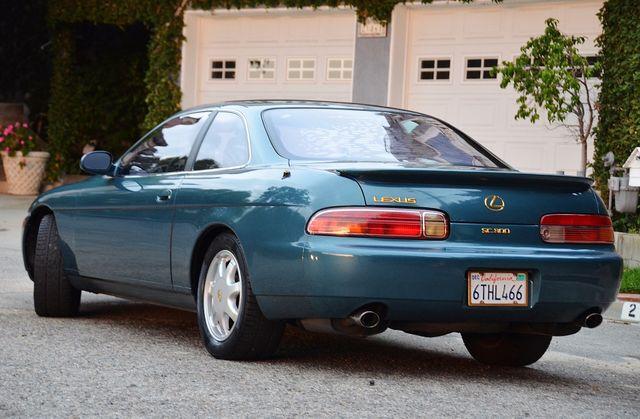 1995 Lexus SC 300 Reseda, CA 2