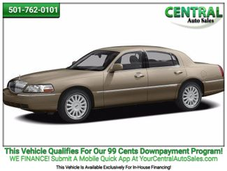 1995 Lincoln Continental  | Hot Springs, AR | Central Auto Sales in Hot Springs AR