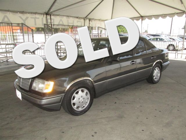 1995 Mercedes E Class This particular vehicle has a SALVAGE title Please call or email to check a