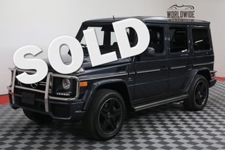 2013 Mercedes-Benz G63 AMG. STEEL GREY! LOW MILES! CARFAX. SERVICED | Denver, CO | WORLDWIDE VINTAGE AUTOS in Denver CO