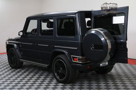2013 Mercedes-Benz G63 AMG. STEEL GREY! LOW MILES! CARFAX. SERVICED | Denver, CO | WORLDWIDE VINTAGE AUTOS in Denver, CO
