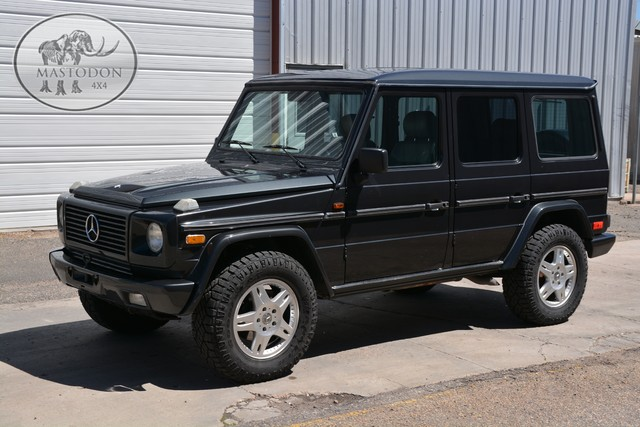 1995 mercedes benz g class 4x4 4 wheel drive ebay. Black Bedroom Furniture Sets. Home Design Ideas