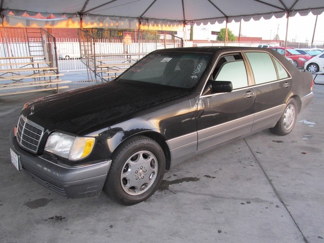 1995 Mercedes S Class Please call or e-mail to check availability All of our vehicles are availa