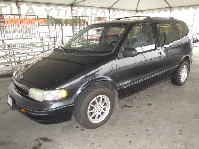 1995 Nissan Quest XE This particular Vehicle comes with 3rd Row Seat Please call or e-mail to che