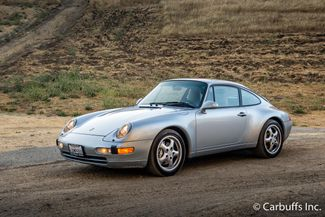 1995 Porsche 911 Carrera C4 | Concord, CA | Carbuffs in Concord