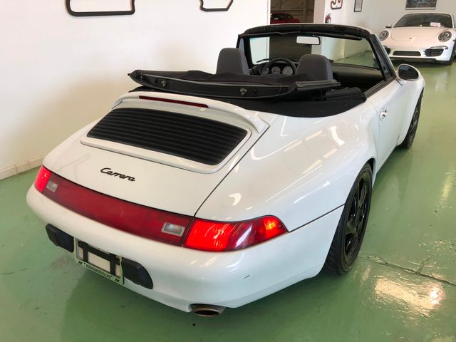 1995 Porsche 911 Carrera Longwood, FL 10