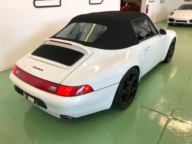 1995 Porsche 911 Carrera Longwood, FL 31