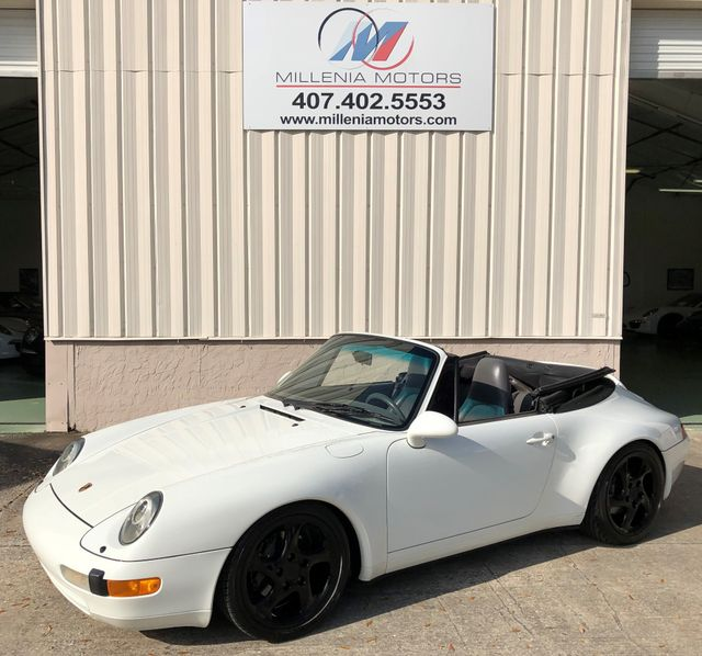 1995 Porsche 911 Carrera Longwood, FL 45