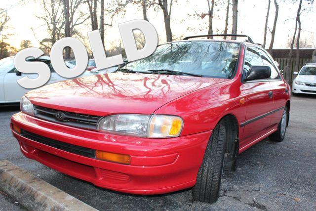 1995 Subaru Impreza Wagon L w/DL Equipment | Charleston, SC | Charleston Auto Sales in Charleston SC