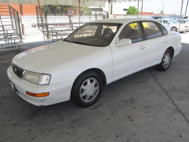 1995 Toyota Avalon XLS wBucket Seats Please call or e-mail to check availability All of our ve