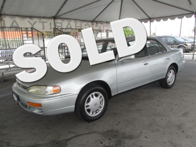 1995 Toyota Camry LE Please call or e-mail to check availability All of our vehicles are availa