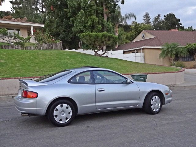 1995 Toyota CELICA GT AUTOMATIC ALLOY WHEELS XLNT CONDITION 1-OWNER Woodland Hills, CA 5