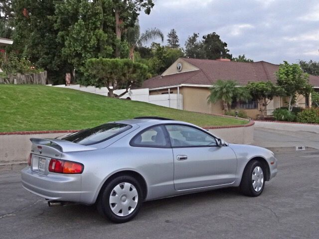 1995 Toyota CELICA GT AUTOMATIC ALLOY WHEELS XLNT CONDITION 1-OWNER Woodland Hills, CA 6