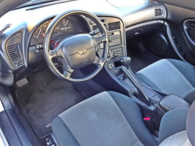 1995 Toyota CELICA GT AUTOMATIC ALLOY WHEELS XLNT CONDITION 1-OWNER Woodland Hills, CA 14