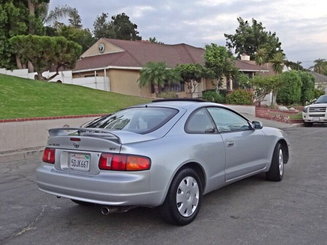 1995 Toyota CELICA GT AUTOMATIC ALLOY WHEELS XLNT CONDITION 1-OWNER Woodland Hills, CA 4