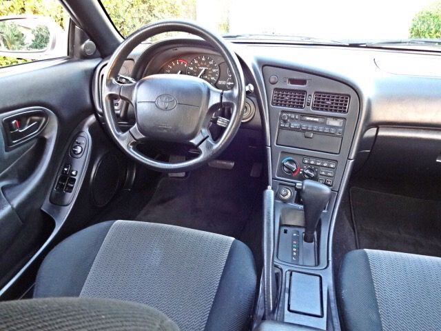 1995 Toyota CELICA GT AUTOMATIC ALLOY WHEELS XLNT CONDITION 1-OWNER Woodland Hills, CA 17