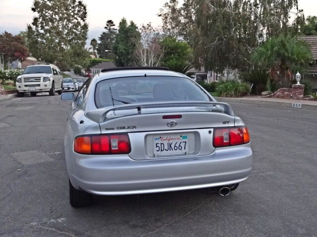 1995 Toyota CELICA GT AUTOMATIC ALLOY WHEELS XLNT CONDITION 1-OWNER Woodland Hills, CA 3
