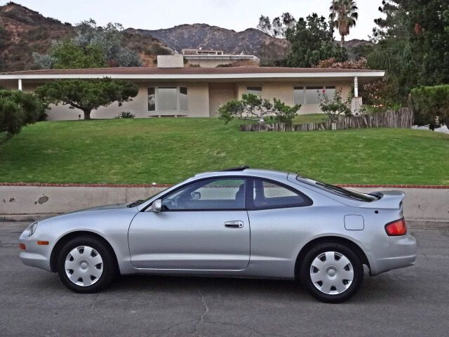 1995 Toyota CELICA GT AUTOMATIC ALLOY WHEELS XLNT CONDITION 1-OWNER Woodland Hills, CA 1