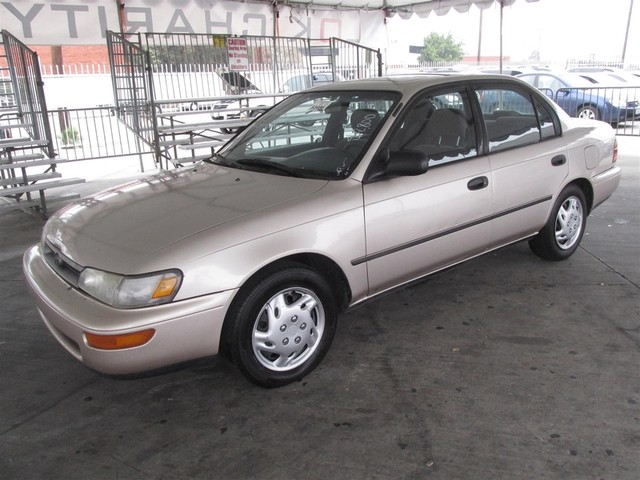 1995 Toyota Corolla DX Please call or e-mail to check availability All of our vehicles are avai