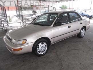 1995 Toyota Corolla DX Gardena, California