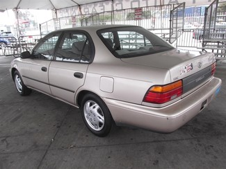 1995 Toyota Corolla DX Gardena, California 1