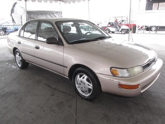 1995 Toyota Corolla DX Gardena, California 3