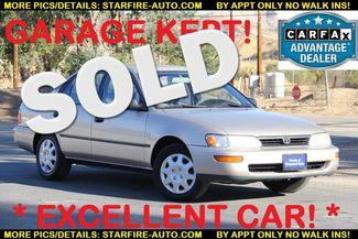 1995 Toyota Corolla DX Santa Clarita, CA