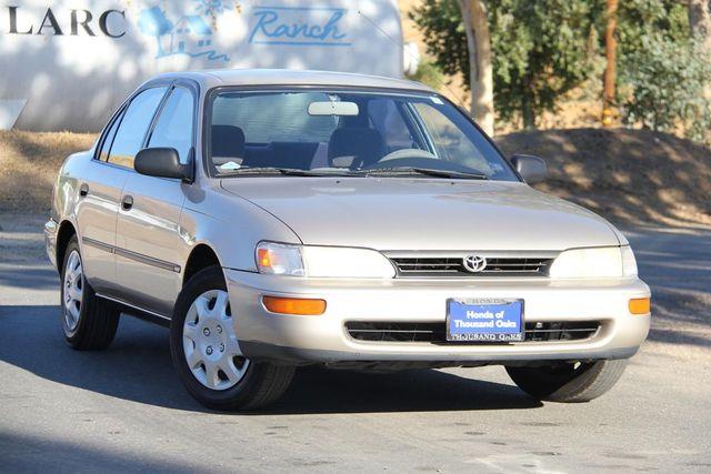 1995 Toyota Corolla DX Santa Clarita, CA 3