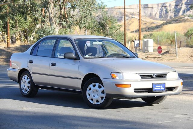 1995 Toyota Corolla DX Santa Clarita, CA 24