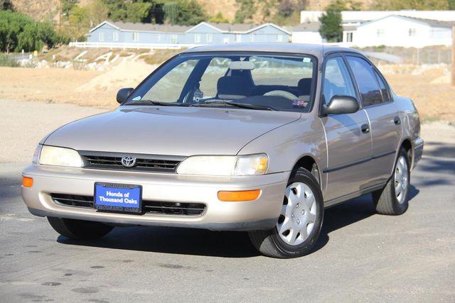 1995 Toyota Corolla DX Santa Clarita, CA 4