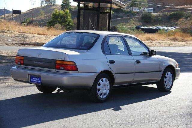 1995 Toyota Corolla DX Santa Clarita, CA 6