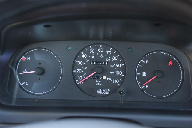 1995 Toyota Corolla DX Santa Clarita, CA 17