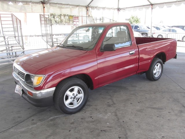 1995 Toyota Tacoma This particular vehicle has a SALVAGE title This particular Vehicles true mil