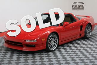 1996 Acura NSX-T AMAZING CONDITION | Denver, Colorado | Worldwide Vintage Autos in Denver Colorado