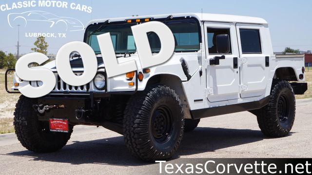 1996 Am General Hummer  | Lubbock, Texas | Classic Motor Cars