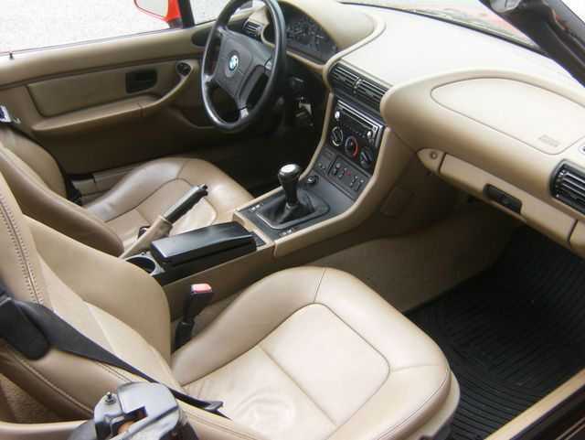1996 BMW Z3 Convertible West Chester, PA 11