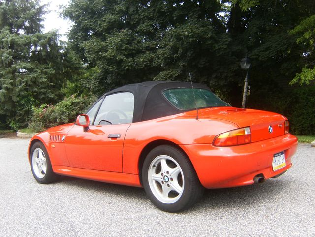 1996 BMW Z3 Convertible West Chester, PA 4