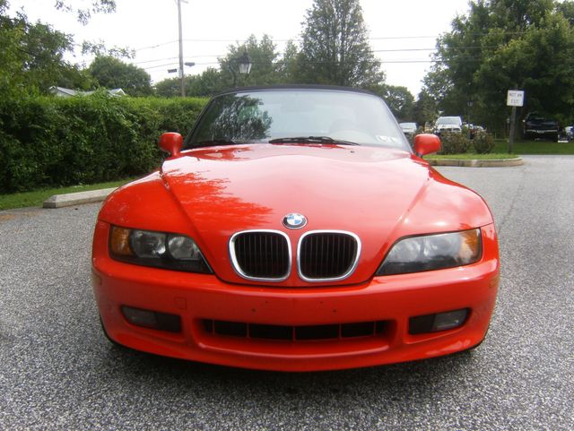 1996 BMW Z3 Convertible West Chester, PA 7