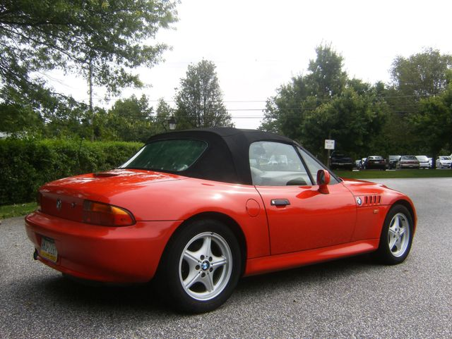 1996 BMW Z3 Convertible West Chester, PA 2