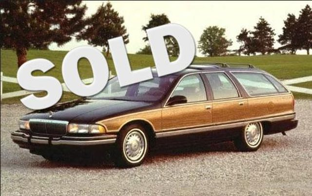 1996 Buick Roadmaster Estate Collectors Edition Richmond, Virginia 0