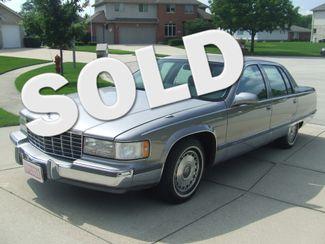 1996 Cadillac Fleetwood in Mokena Illinois