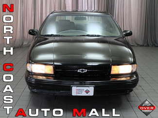 1996 Chevrolet Caprice Classic 4dr Sedan 1SC Special Value Pkg in Akron, OH